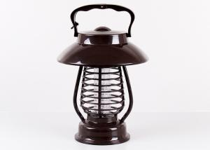 China Solar Bug Zapper Mosquito Killer Lamp 6V 2.5W Polycrystalline Silicon 8 Hours Charging Time on sale