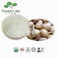 Factory Supply Origanic Fresh Garlic Extract Allicin 1 % Alliin 2 %