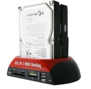 """Quality USB2.0&e-SATA à 2,5 3,5"""" station d'accueil multifonctionnelle 875J des doubles fentes HDD d'IDE&SATA for sale"""
