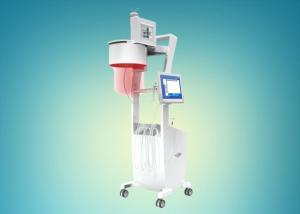 China Laser + LED Hair Loss Treatment Laser Hair Regrowth Machines With CE / ISO on sale