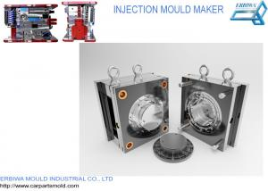 China Standard Size Abs Injection Molding For Comsumer Good , Plastic Molding Kit on sale