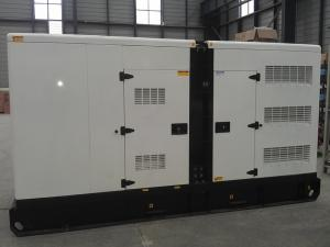 China Silent diesel generator set 200KVA powered by Cummins diesel engine on sale