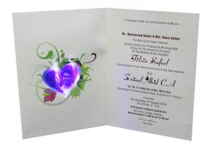 China Recordable Electronic Musical Greeting Cards With Voice Sound Ic Module Chip on sale