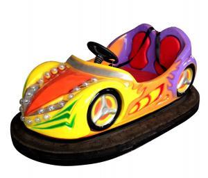 China 230w Rotating Amusement Bumper Cars / Battery Children'S Bumper Cars on sale
