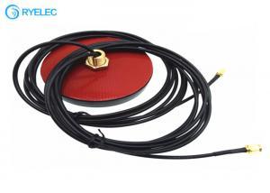 China External 3g 4G LTE Antenna Multi Bands Puck 2 Port Diversity Panel Hole Mount on sale