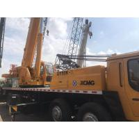 2012 Model XCMG Used Cranes 50 Ton Qy50k-2 Mobile Hydraulic Crane With 5 Booms