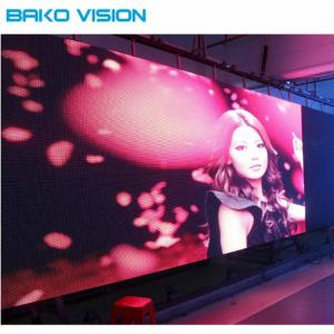 China High Definition Indoor Full Color Led Display P3.91 P4.81 SMD2121 For Stage on sale