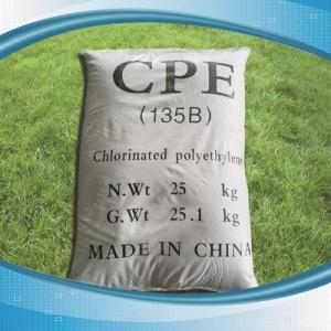 China High Performance CPE 135 Excellent Heat Resistance And Oil Resistance on sale