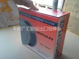 China AlcoTec ATC404316035 16Lbs Of Almigweld 4043 Aluminum MIG Welding Wire on sale