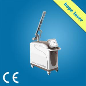China 650nm Laser Therapy Equipment For Picosecond Tattoo Removal / Eyebrows Remover on sale