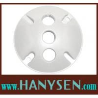 IP65 Weatherproof junction box cover 3 hole round box cover