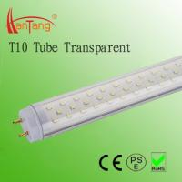 High Efficiency 5 Feet Transparent T10 SMD LED Fluorescent Tube  Replacement For School