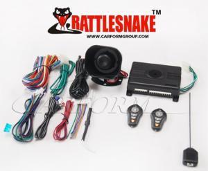 China Auto Accessories Electronics Car Alarm CF810E System Remote Starter Alarm 434mhz on sale