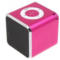 China Music Angel Mini Portable Music Player Speaker FM TF/SD Card on sale