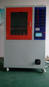 China ASTM D 2303 Flammability Tester IEC 60587 Standards / High Voltage Tracking Testing Equipment on sale