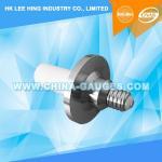 IEC60061-3: 7006-30-2 calibre de tomada para o suporte da lâmpada E14 para a fatura de teste do contato