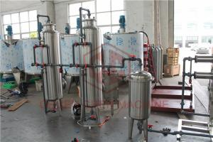 China Small Mineral Water Purification Machine on sale