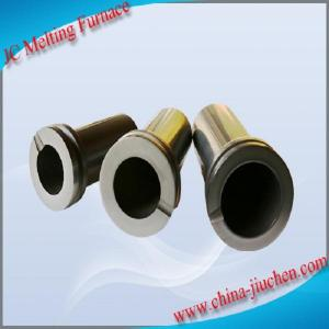 China JC High Temperature Graphite Crucible Melting Metal on sale
