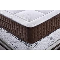 King Size / Twin Size Roll Up Bed Mattress , Durable Roll Up Portable Mattress