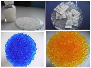 China low moisture content Silica gel on sale