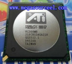 China Graphics chip BGA  900IGP RC300MB 216CBS3AGA21H GPU chip ATI  Computer IC Chips on sale