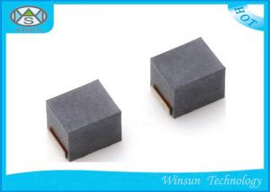 China High Frequency SMT Wire Wound Inductor 0.1uH Ferrite Low Inductance Miniature Size on sale