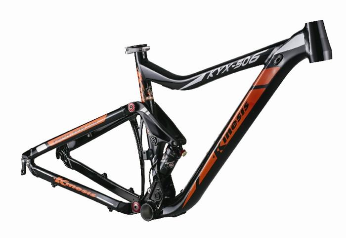 29er Xc/Trail Full Suspension Mountain Bike Frame 29\