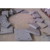 China 産業白い鉄の鋳造/シュートはさみ金のアルミニウム砂鋳造の硬度HRC58より多く on sale