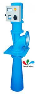 China Micro-Hydro-Power-Vertical-Tubular-Turbine-GD-LZ-20-3KW on sale