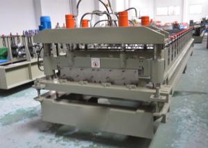 China O rolo automático do painel do telhado YX25-200-1000 que forma a máquina/vitrificou a telha que faz a máquina on sale