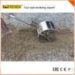 China No Shoveling Electric Concrete Mixer For Outdoor / Indoor Flooring wholesale