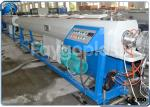 Single Screw Pipe Making Machine For PPR / PP / PE Glass Fiber Multilayer Pipe