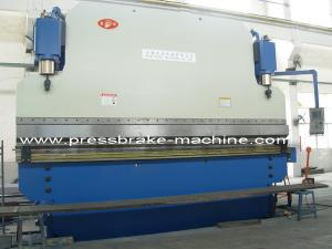 China Steel Beam CNC Hydraulic Press Brake / 400 Ton Press Brake Bending on sale
