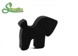 China Animal Shape Car Wash Sponges Bulk Polyurethane Foam For Auto Cleaning / Polishing on sale