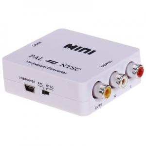 China Digital Video Camcorder NTSC PAL Converter / Mini TV System Converter on sale