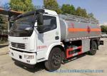 Diesel / Gasoline 4*2 Liquid Tank Trailers 86000 L Carbon Steel 150hp