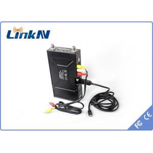 China Two-Way Voice Wireless COFDM Transmitter Receiver 20dbuv - 104dbuv on sale