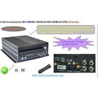China CCTV Vehicle DVR System for gps tracker Supports 3G 4g wifi GPS with iPhone/Android client on sale
