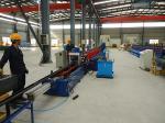 PLC Control System Solar Strut Roll Forming Machine