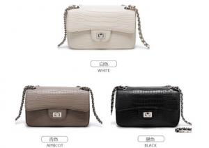 9081a68c2f Quality Alligator Pattern Cross Body Womens Shoulder Handbags Larger Chain Small  Square for sale ...