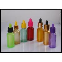 Vape Juice Glass Bottles 30ml Essential oil Glass Bottles Beauty Bottles
