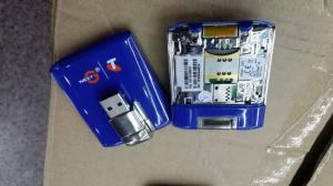 China New stock Sierra Aircard 312U 3G USB Modem With 32G MicroSD Card , 42Mbps Wireless Dongle on sale