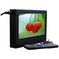 720P 7 inch Calendar Wall Mount LCD Display / LCD Advertising Player