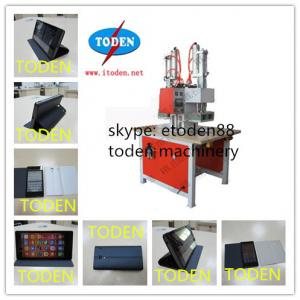 China China leather case making machine ,cell phone case making machine ,leather logo embossing machine on sale