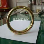 Soft Iron/ Zinc Coated Ring Joint Gasket