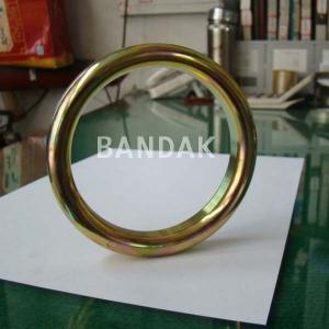 China Soft Iron/ Zinc Coated Ring Joint Gasket on sale