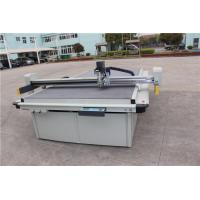 Flatbed Digital Mat Cutting Machine , CNC Cutting Equipment Connectable CAD Software