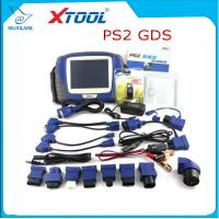 Original free shipping Xtool PS2 GDS Gasoline Version Car Diagnostic Tool ps2 gdS Update Online without Plastic box