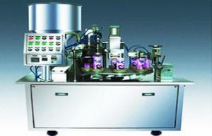 China Explosion-proof  Semi Automatic Soft / Laminated Tube / Sealing Filling Machine on sale