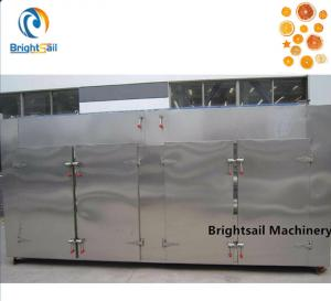 China 0.45kw High Production Ss304 Hot Air Dryer Industrial For Food on sale
